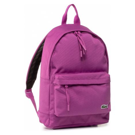 Plecak LACOSTE - S Backpack NH2860NE Meadow Mauve