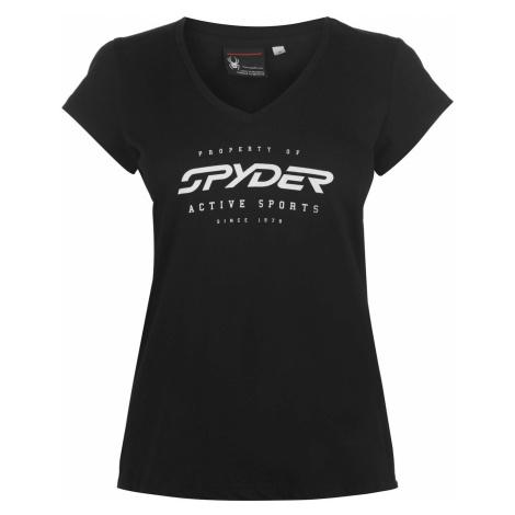 Spyder Allure Graphic T Shirt Ladies
