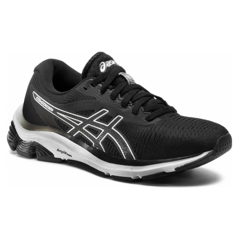 Buty ASICS - Gel-Pulse 12 1012A724 Black/White 001