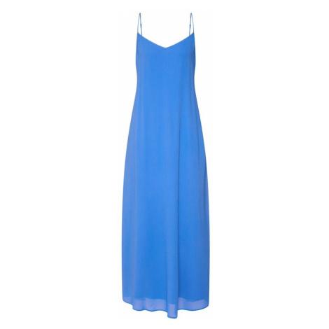 POLO RALPH LAUREN Letnia sukienka 'SLEEVELESS-CASUAL DRESS' niebieski