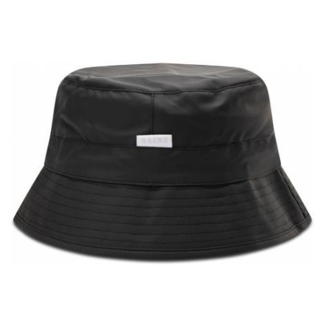 Rains Kapelusz Bucket Hat 2001 Czarny