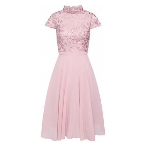Chi Chi London Sukienka koktajlowa różany