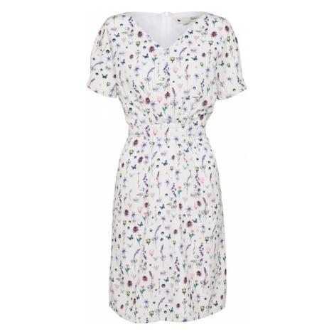 Yumi Letnia sukienka 'FRENCH BOTANICAL' mieszane kolory / biały