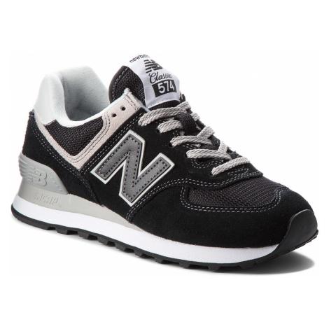 Sneakersy NEW BALANCE - WL574EB Czarny