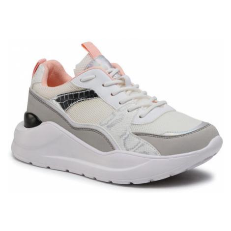 DeeZee Sneakersy WS290414-01 Biały