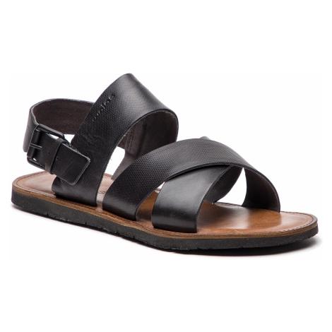 Sandały WOJAS - 5302-51 Czarny