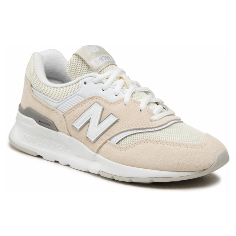 Sneakersy NEW BALANCE - CW997HCO Beżowy