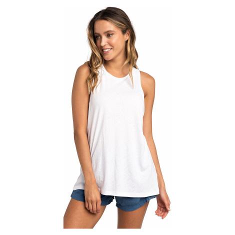 koszulka bez rękawów Rip Curl Havana Club - White
