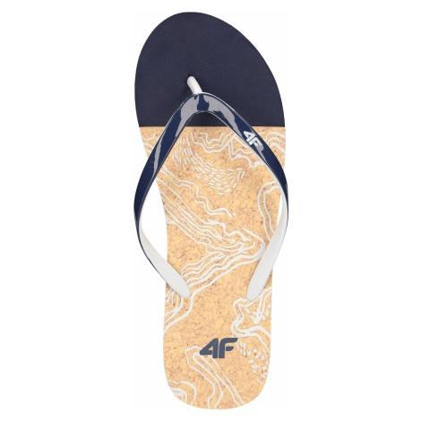 Women's flip flops 4F KLD003