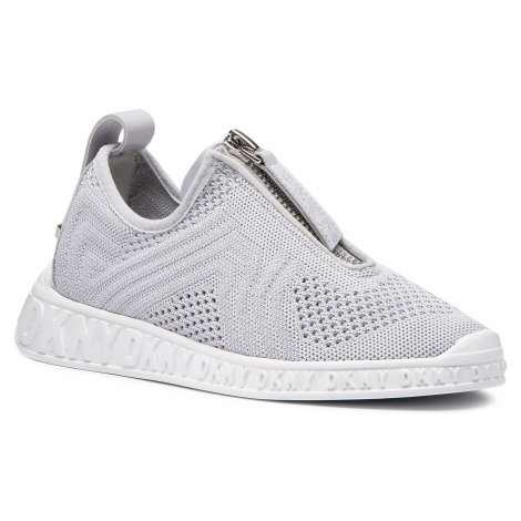 Sneakersy DKNY - Melissa K1066553 Warm Grey