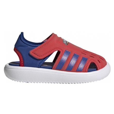 Adidas Water Sandal I Dziecięce Czerwono-Granatowe (FY8942)