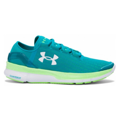 Under Armour W SPEEDFORM APOLLO 2 CT zielony 6.5 - Obuwie do biegania damskie