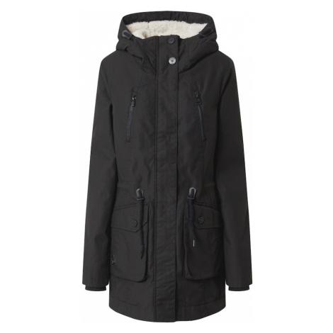 Ragwear Płaszcz zimowy 'Elsa' czarny