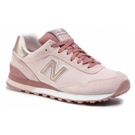 New Balance Sneakersy WL515CSC Różowy