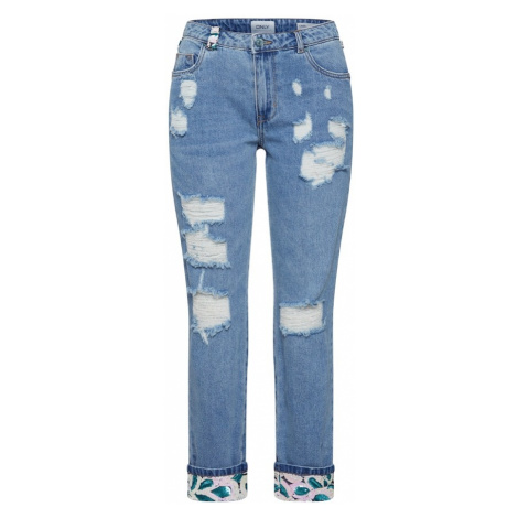 ONLY Jeansy 'Cass' niebieski denim