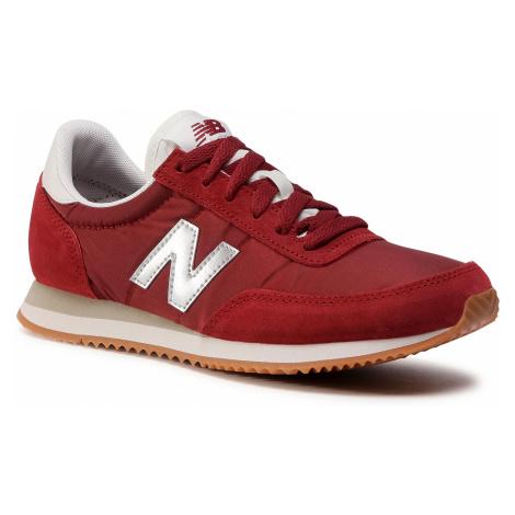 Sneakersy NEW BALANCE - WL720EF Bordowy