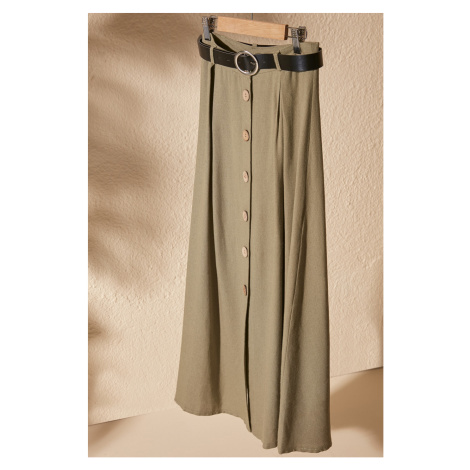 Women's skirt Trendyol Arched skirt