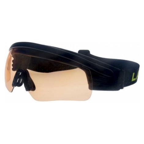 Laceto CROSS pomarańczowy NS - Sportowe okulary przeciwsłoneczne