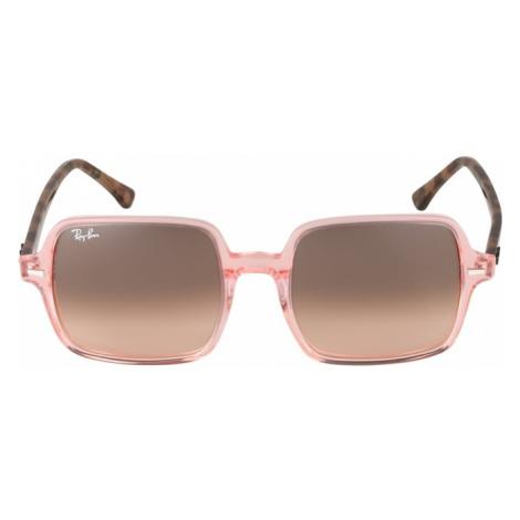 Ray-Ban Okulary przeciwsłoneczne '0RB1973' beżowy / różowy pudrowy