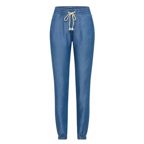 Q/S Designed By Spodnie niebieski denim