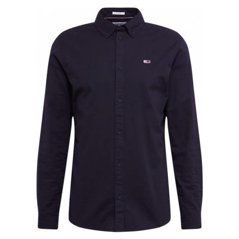 Tommy Jeans Koszula 'Oxford' czarny Tommy Hilfiger