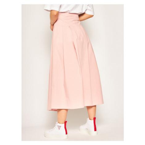 Marella Spódnica trapezowa Ricorso 31010502 Różowy Regular Fit
