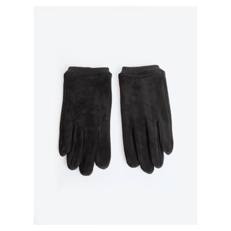 GATE Rękawiczki z imitacji zamszu