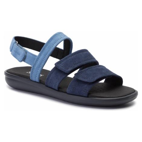 Sandały GEOX - D Jearl Sand D D92DRD 00022 C4591 Avio/Blue