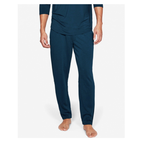 Under Armour Athlete Recovery Sleepwear™ Ultra Comfort Spodnie do spania Niebieski