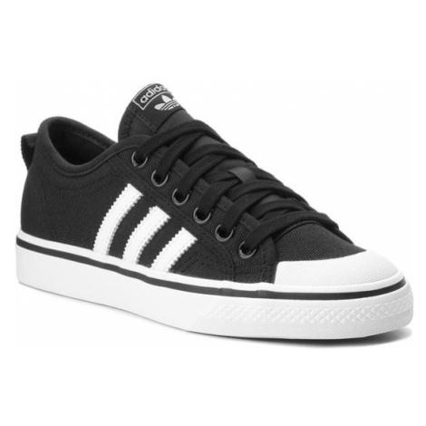 Adidas Buty Nizza CQ2332 Czarny
