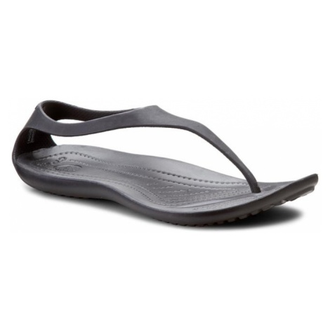Sandały CROCS - Sexi Flip Women 11354 Black