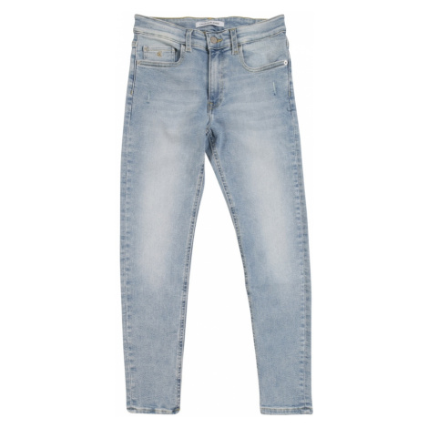 Calvin Klein Jeans Jeansy ' LUSTER' niebieski denim