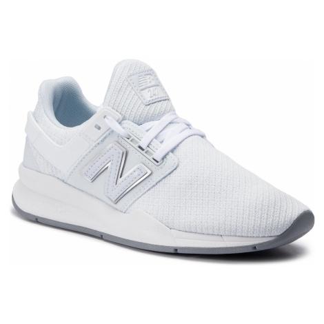 Sneakersy NEW BALANCE - WS247TH Niebieski