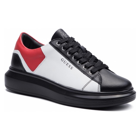 Sneakersy GUESS - Opera FM7OPE LEA12 WHIRE