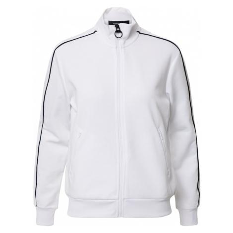 PEAK PERFORMANCE Bluza rozpinana 'FLOW ZIP' biały
