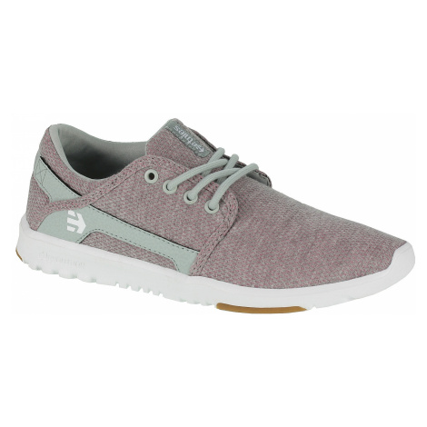 buty Etnies Scout - Pink/White/Gray