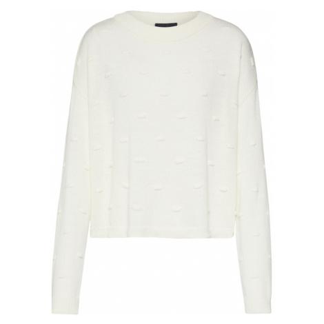 OBJECT Sweter 'HARPER' biały