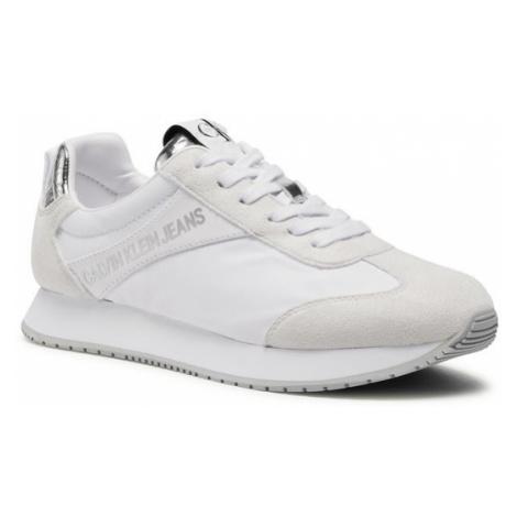 Calvin Klein Jeans Sneakersy Jerrold B4S0717 Biały