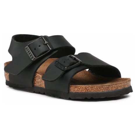 Sandały BIRKENSTOCK - New York Kids Bs 1005885 Black