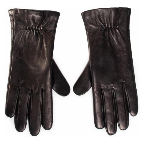 Rękawiczki Damskie GINO ROSSI - AR0192-000-OG00-9900-T Brązowy