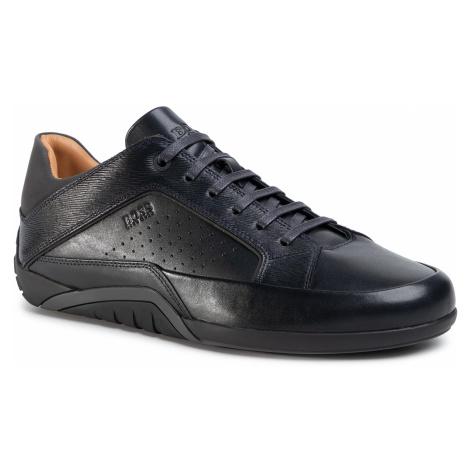 Sneakersy BOSS - Avenue 50410989 10214585 01 Dark Blue 401 Hugo Boss