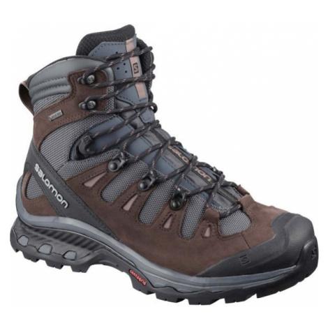 Salomon QUEST 4D 3 GTX W brązowy 5.5 - Obuwie trekkingowe damskie