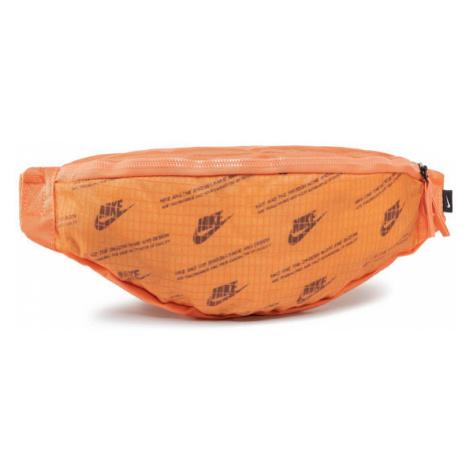 NIKE Saszetka nerka CK7446 884 Pomarańczowy