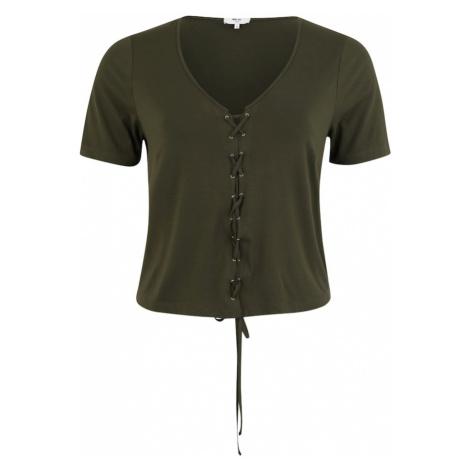 ABOUT YOU Curvy Koszulka 'Tania' khaki