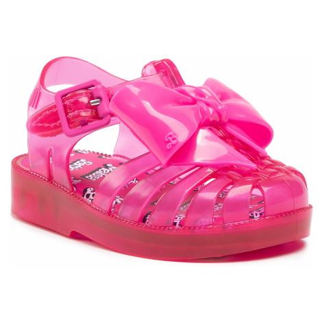 Sandały MELISSA - Mini Melissa Possession + Barb 33341 Dark Pink/Pink 52558