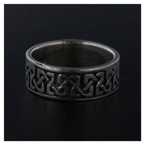 Pierścionek srebrny 13969