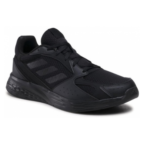 Adidas Buty Response Run FY9576 Czarny
