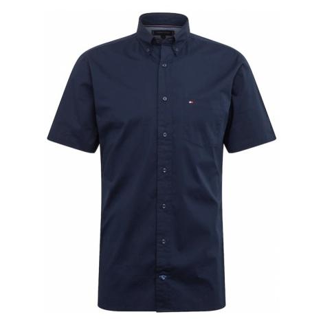 TOMMY HILFIGER Koszula ciemny niebieski