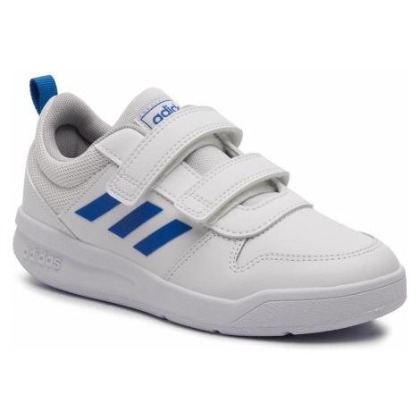 Buty adidas - Tensaurus C EF1096 Ftwwht/Blue/Ftwwht