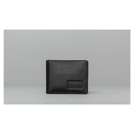 EASTPAK Drew RFID Wallet Black Ink Leather